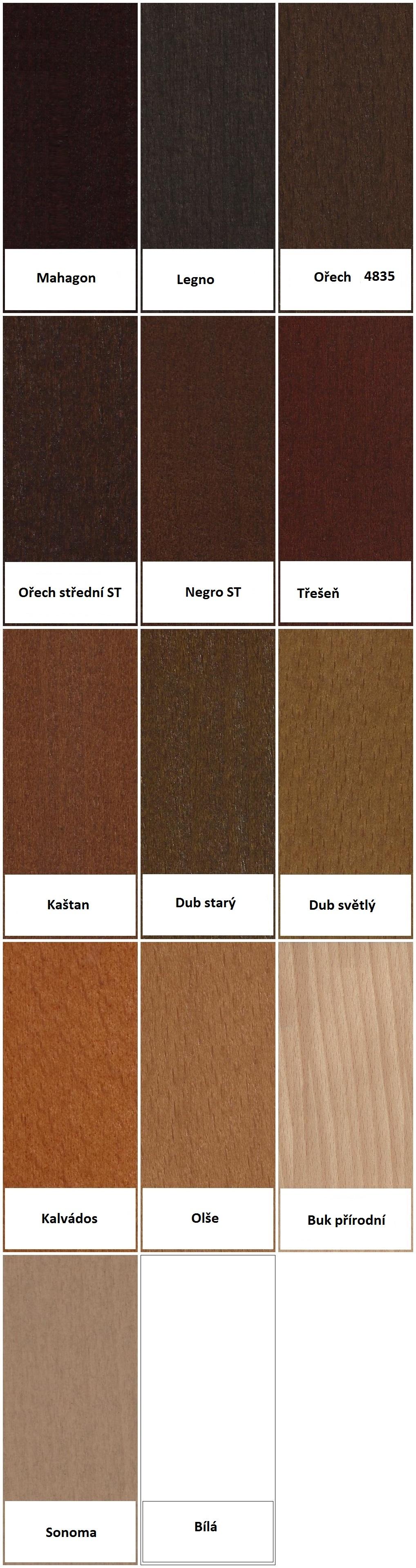 Dekor dřevo  - 2015 - STOLMER